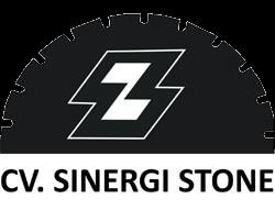 logo sinergi stone supplier batu andesit