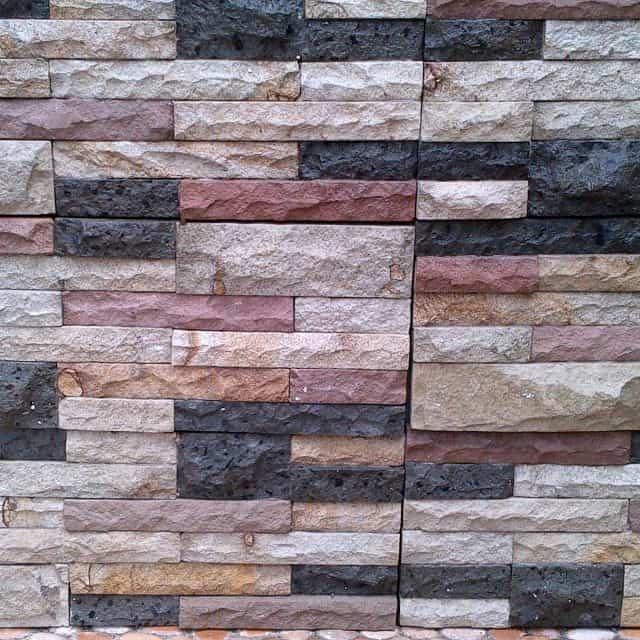 motif batu alam