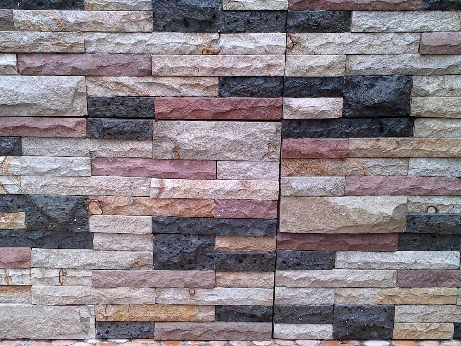 Jenis Motif Batu Alam Andesit Untuk Dinding Luar Rumah 2021 Macam macam batu alam