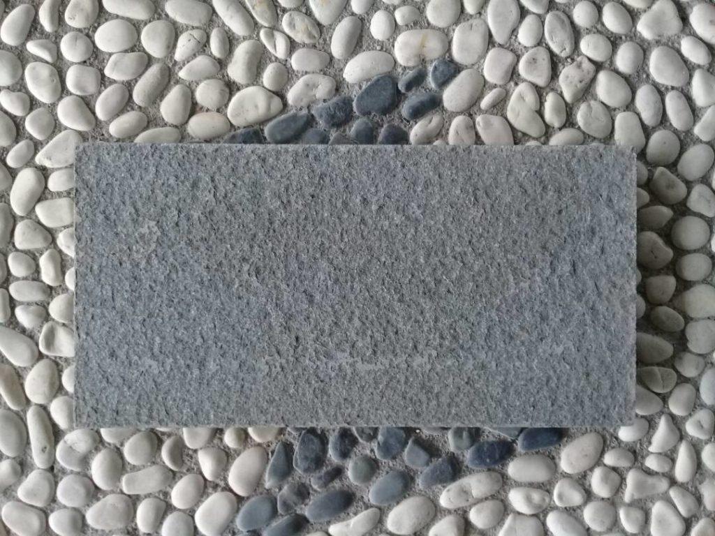 batu alam andesit polos bakar