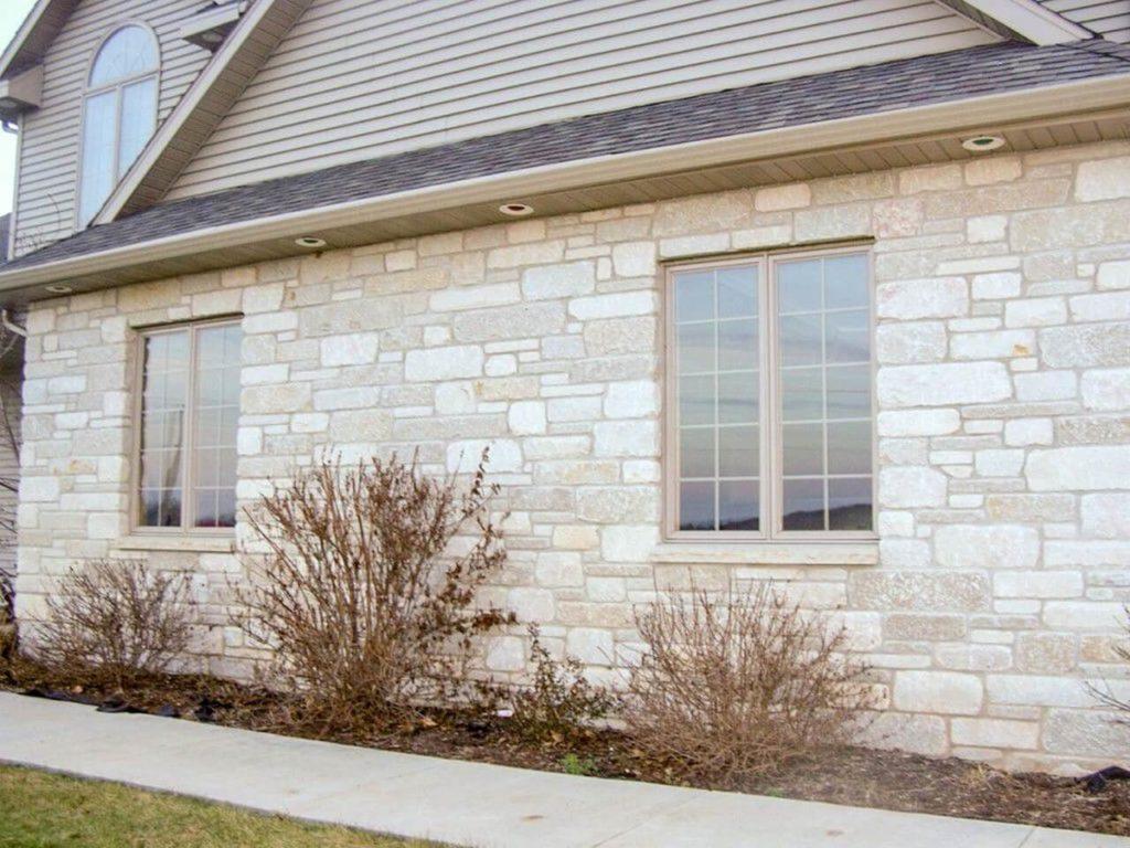 batu alam kapur (limestone) untuk dinding