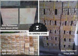 Batu Alam Palimanan & Andesit Cirebon: Jenis, Harga Jual & Kelebihannya 1